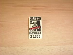 Affiche Wanted Eldorado