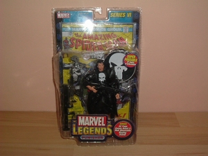 Figurine Marvel Punisher
