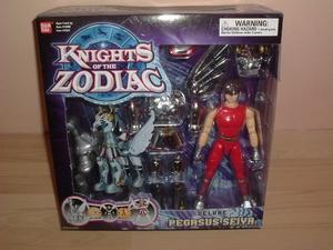 Knights of the Zodiac - Chevaliers du Zodiac