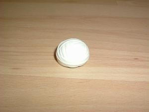 Bandage blanc adulte