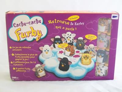 Cache-Cache Furby