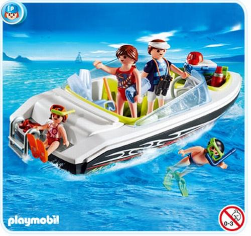 Playmobil Vedette familiale 4862