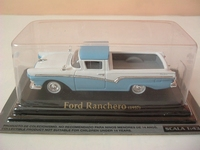 Voiture Ford Ranchero 1957