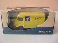 Voiture Citroën Tube H Michelin