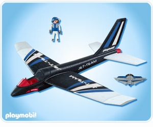 Playmobil Planeur extrême 4215