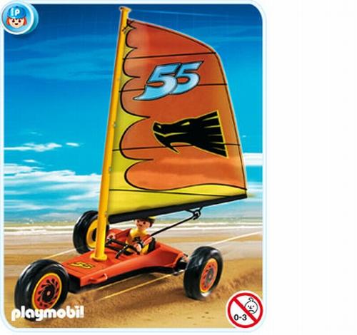 Playmobil Char à voile 4216