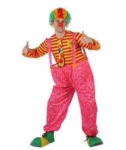 Deguisement costume Clown pantalon