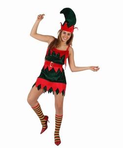 Deguisement costume Noel Lutin elfe