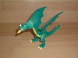 Dragon vert neuf