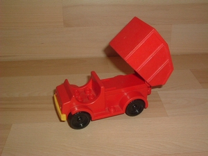 Camion benne basculante