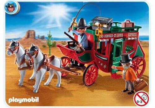 Playmobil Diligence 4399