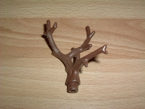 Branche marron petit modèle