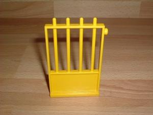 Grille jaune