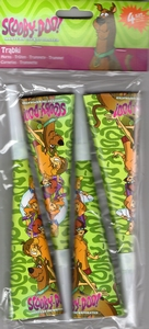 Cotillons 4 trompettes Scooby Doo neuf
