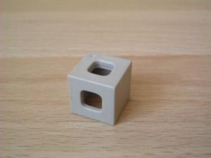 Cube gris clair
