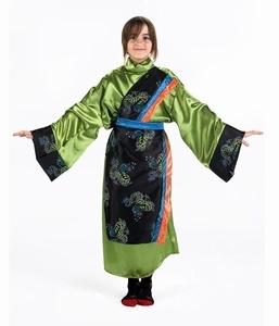 Deguisement costume Chinoise Mulan 3-4 ans