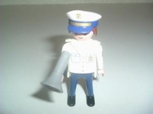 Capitaine de bateau