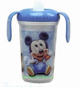 Gobelet Disney bleu bec rétractable
