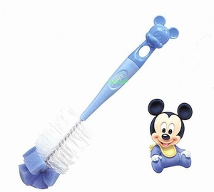 Goupillon Disney Mickey bleu