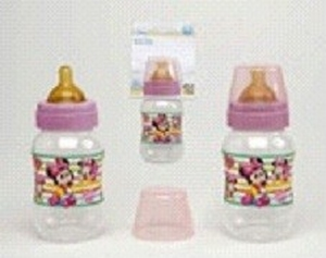 Biberon 300 ml Disney rose