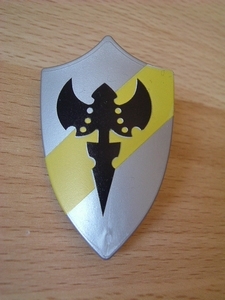 Bouclier chevalier neuf