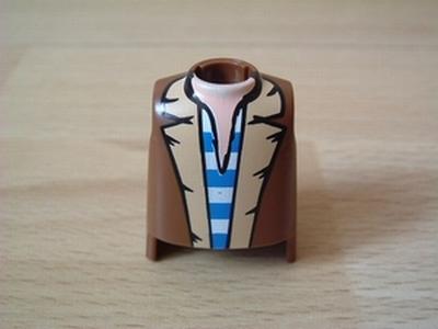 Buste marron et bleu Neuf