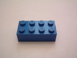 Brique 8 picots 2x4