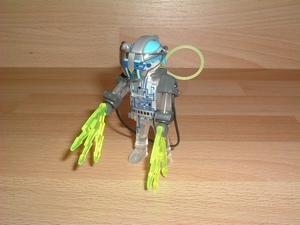 Alien transparent