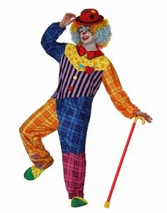 Deguisement costume Clown coeur