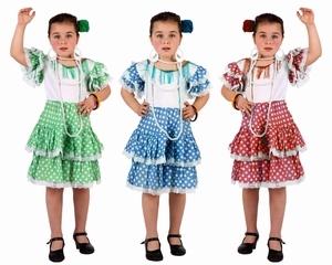 Deguisement costume Danseuse Espagnole 3-4 ans