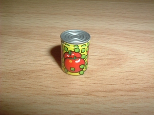 Boite de tomate neuve