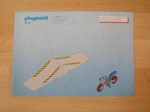 4416 Pilote de moto cross