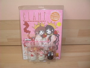 Figurine CLAMP