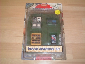 HEROCLIX Indoor adventure kit