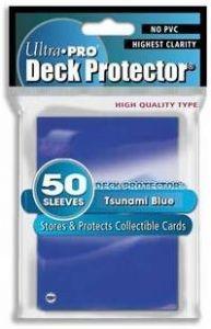 50 Pochettes Ultra Pro DECK PROTECTOR blue neuf