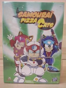 Samourai pizza cats coffret 5 dvd neufs