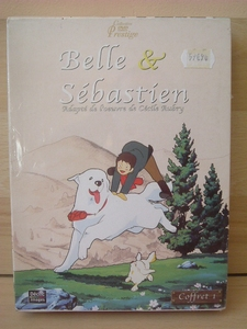 Belle et Sébastien coffret dvd neufs
