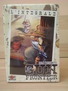 GUN coffret 4 dvd neufs
