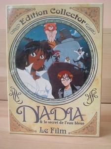 NADIA coffret dvd neufs