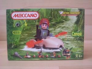 MECCANO Canoe neuf
