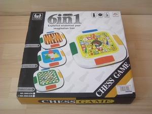 Jeux 6 jeux en 1