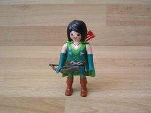 Femme archer