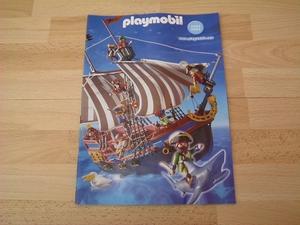 Catalogue playmobil 2001-2002