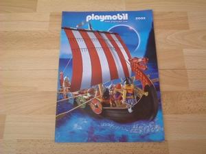 Catalogue playmobil 2003