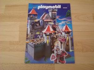 Catalogue playmobil 2005