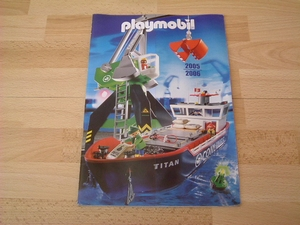 Catalogue playmobil 2005-2006