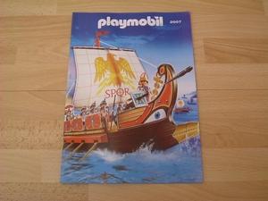 Catalogue playmobil 2007