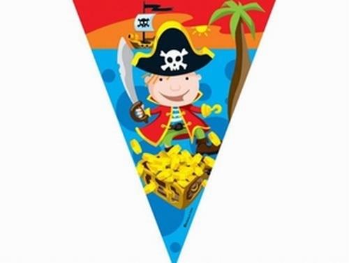 Guirlande fanion Pirate