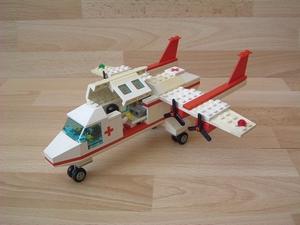 Avion de secours