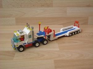 Camion porte navette spatiale